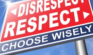 Should I Respect Someone Who Disrespects Me?